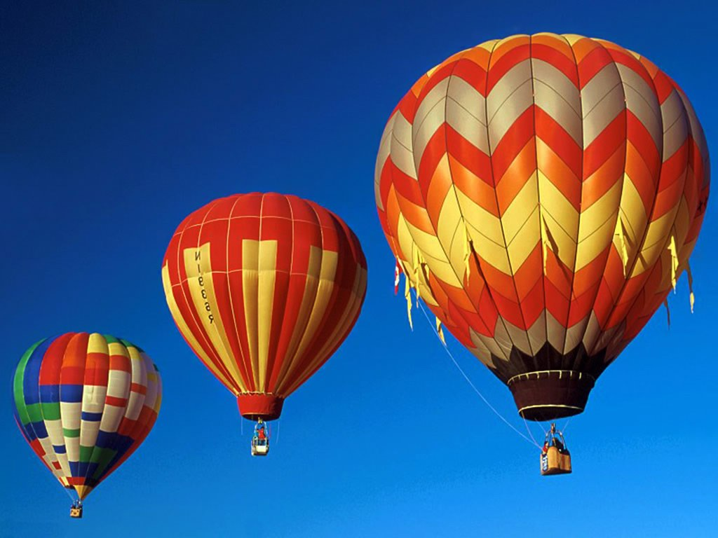 Sindbad Hot Air Balloons UAE Experience Hot