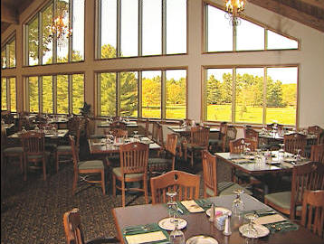 The Br Ring Restaurant In Hocking Hills Ohio