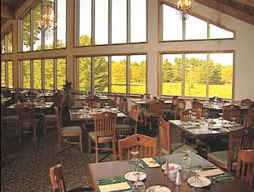 Hocking Hills State Park Lodge Restaurant