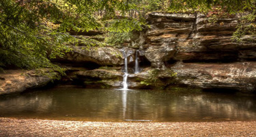 Hocking Hills State Park-Old Man's Cave