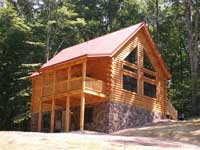 Hocking Hills Cabins Lodges-Red Creek