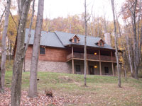 Hocking Hills Cabins-Lodges Rentals