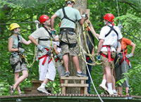 Hocking Hills Canopy-Zipline Tours