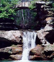 Hocking Hills State Park in Hocking Hills Ohio