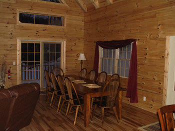 Wyrick's Hocking Hills Lodges Pictures