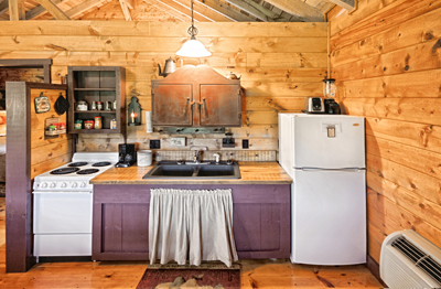 Hocking Hills Cabin Rentals Ohio