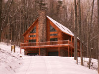 Rental Cabins in Hocking Hills Ohio